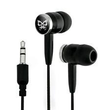 Butterfly Skull Insect Novelty In-Ear Earbud Headphones