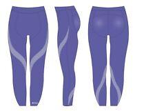 Shock Absorber Sports Activewear Leggings S066B Purple, Geometric or Black