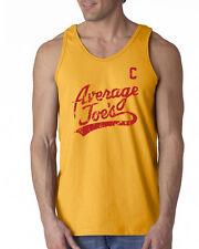 079 Average Joes Tank Top costume dodgeball funny uniform movie vintage new