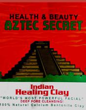 40g to 454g Aztec Indian Healing bentonite Caly Deep Cleansing Masks Skin care