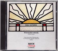 Para Guitarra: Contemporary Spanish Works for Guitar - Weigel KOCH SEALED