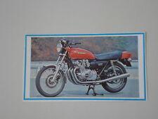 RITAGLIO DI GIORNALE 1981 MOTO SUZUKI GS 750