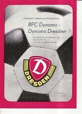 OL 79/80 SG Dynamo Dresden - BFC Dynamo Berlin