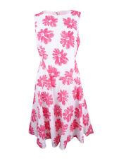 Tommy Hilfiger Women's Floral-Print A-Line Dress