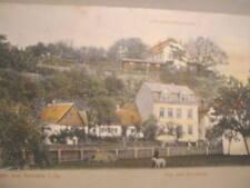1544 AK Kamenz aus dem Herrenthal Schloss Restaurant 1905