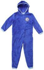 Para Hombre Pelele Chelsea Fútbol Con Capucha Polar Cremallera CFC para Adultos Jóvenes S M L XL