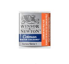 Winsor & Newton Cotman Watercolour Half Pan - 40 Colours Available -single paint