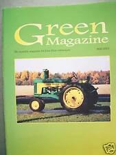 John Deere model R tractor - Snowmobile Green Magazine, crawler pedal tractors