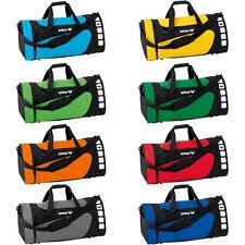 erima Club 5 Line Sporttasche Tasche Größe S M und L rot blau grün gelb granit