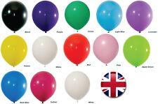 100 Palloncini in Lattice Unita Qualità Elio Palloncini Compleanno Matrimonio Nastri Baloons