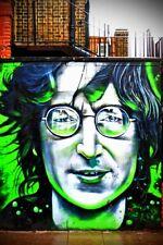 John Lennon Mural Street Art Graffiti Camden London England Photograph Print