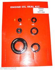 XS400 Engine Seal Oil Kit! Yamaha 1977 1978 1979 1980 1981 1982-1984 Seca Maxim