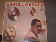 LP ERROL GARNER AT THE PIANO CBS ORANGE LABEL FRANCE EX