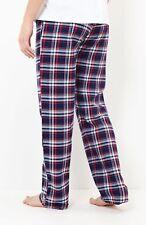 NEW Mens Brave Soul Red Check  Pyjama//Lounge set