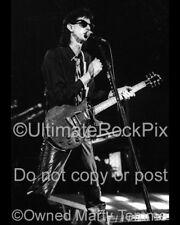 RIC OCASEK PHOTO THE CARS 1978 Concert Photo by Marty Temme LES PAUL JR P90s