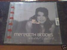 MERREDITH BROOKS CD DECONSTRUCTION NUOVO INTROVABILE