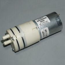 DC 6V~12V Mini Diaphragm Self Priming Water Pump Small Vacuum Suction Air Pump