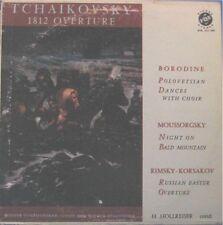 TCHAIKOVSKY 1812 OVERTURE, HOLLREISER - VOX LP