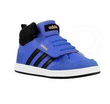 Scarpe Adidas Hoops Cmf Mid Inf Td AW5128 Bambino Sport Ginnastica Alte Nuovo
