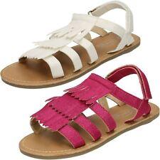Girls Spot On Sandal With 'Tassles'