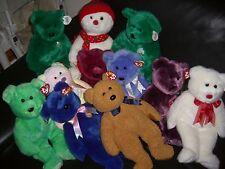 W-F-L TY Beanie Buddy  30 cm  Teddy große Auswahl  Bär