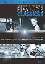 Columbia Pictures: Film Noir Classics - Vol. 1 (DVD, 2009, Collectors Choice)