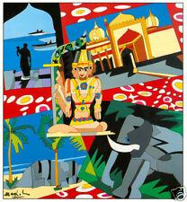 U.Nespolo-viaggio in INDIA-Nepal-GOA-isole Laccadive.