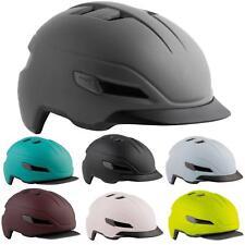 MET Corso Urban Fahrrad Helm City Retro Style Matt Kopf Schutz Halbschale Design