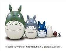 Studio Ghibli My Neighbor Totoro Matryoshka Doll  Japan