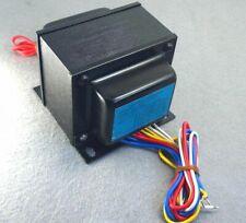 1pcs 130W EL34 power transformer 230VX2 6.5VX1 6.5VX1 for tube amplifier