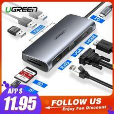 Type C Adapter USB-C to HDMI 3.0 HUB Dock For Mac Book Pro Huawei Mate 20 P20