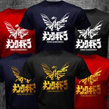 Kaiju Godzilla Movie Three Headed Dragon Monster King Ghidorah Ghidrah t-shirt
