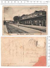 Nizza Monferrato – Stazione Ferroviaria - f/p animata viaggiata 1941 - 15982