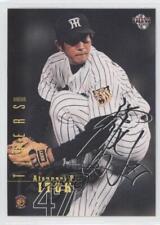 2001 BBM Black Signature #140 Atsunori Itoh Hanshin Tigers (NPB) Baseball Card