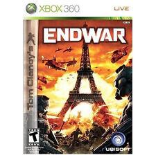 Tom CLANCY'S ENDWAR (Microsoft Xbox 360) Ubisoft