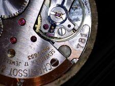 Tissot Calibre 781,782,783,784  Movement Spares - Multi Part Listing