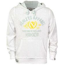 Henleys White Hoodie 'Tonbridge' Top Sweatshirt S M Size 2 3 RRP £65 BNWT