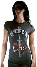 Amplified Vintage Offc.CBGB New York Kult Club Tattoo Rock Star ViP T-Shirt g.M