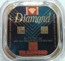 TRABUCCO DIAMOND SPECTRUM LINE - FLUOROCARBON - COARSE FISHING FLUOROCARBON
