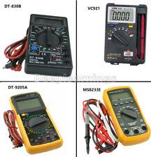 Multimeter MS8233E/DT-830B/XL830L/VC921/DT9205A Voltmeter Ammeter Tester Digital