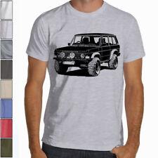 Land Rover Range Rover Off Road Classic 3-door Soft Cotton T-Shirt Multi Colors