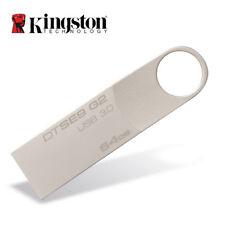 Metal DTSE9 G2 Pen USB 3.0 Flash Drive Memory Stick U Disk 8GB 16GB 32GB 64GB