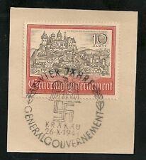 Poland General Gouverment 1941, Scott N73