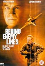 Behind Enemy Lines (DVD) Gene Hackman Owen Wilson [Slim Case}