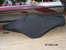 RANGER - BLK:Boat trailer fender/tire storage covers exact fit single fiberglass