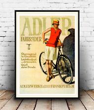 Adler, Vintage poster reproduction.