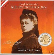 Euro AUSTRIA 2004 in Folder Ufficiale