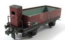 Trix 20/71 Offener Güterwagen mit Bremserhaus DRG um 1940 Spur H0  TOP  RAR
