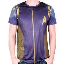 Star Trek Discovery First Officer Crew USS Enterprise Kostüm Männer Men T-Shirt