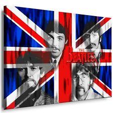 Leinwandbilder ORG. Beatles Bild auf Leinwand Druck - Bilder Kunstdrucke Poster